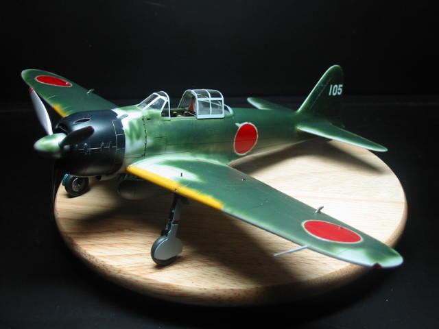 零式艦上戦闘機22型 05