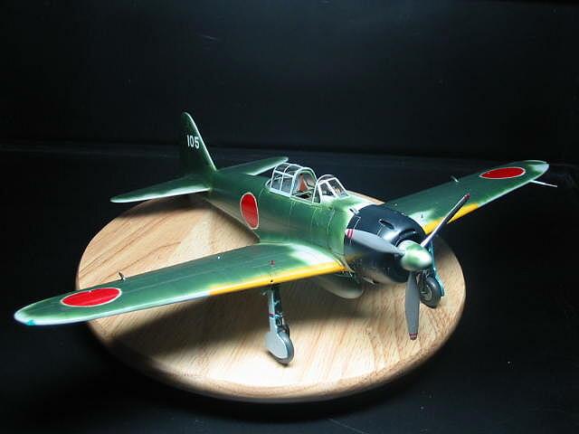 零式艦上戦闘機22型 06