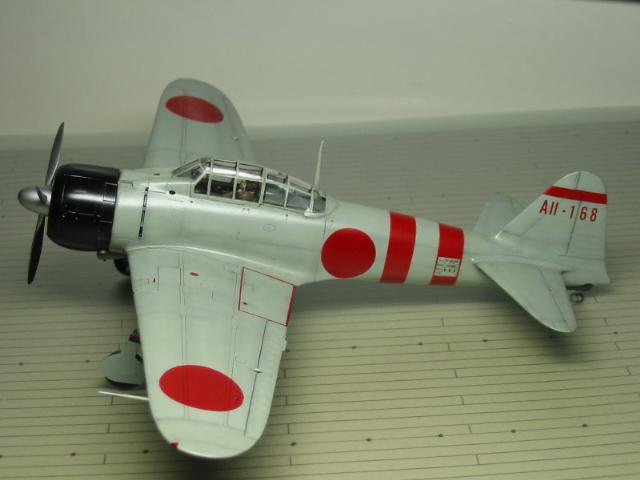 零戦21型 02