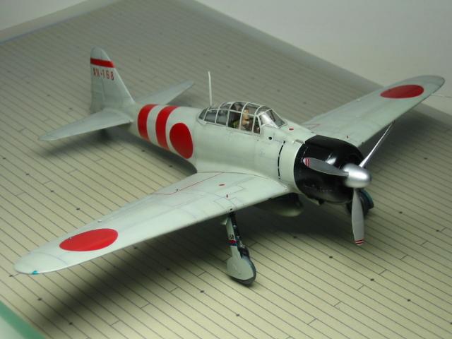 零戦21型 05