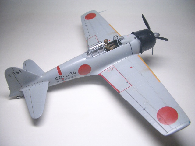 零式艦上戦闘機32型 05