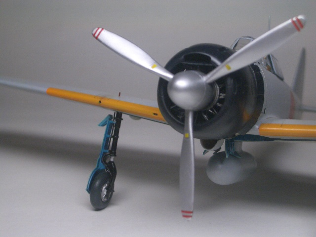 零式艦上戦闘機32型 06
