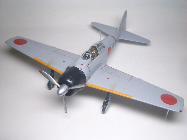 零式艦上戦闘機32型 11
