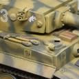 タミヤ1/48 タイガーⅠ初期生産型 06