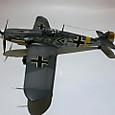 Bf109F-2 01