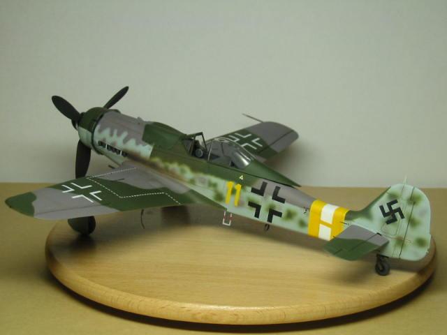 FW190D-9 ③