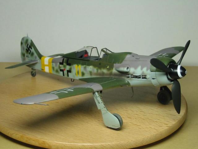 FW190D-9 ④