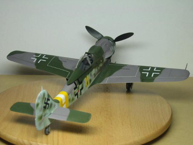FW190D-9 ⑤
