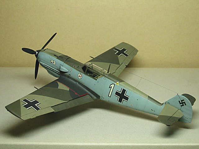 Bf109E-3 02