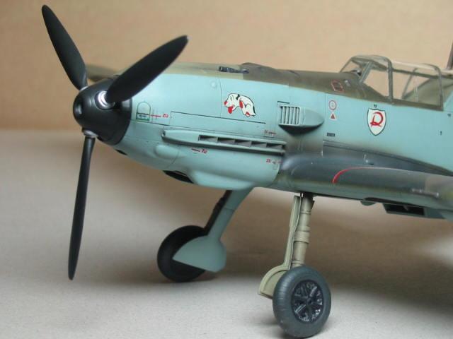 Bf109E-3 03