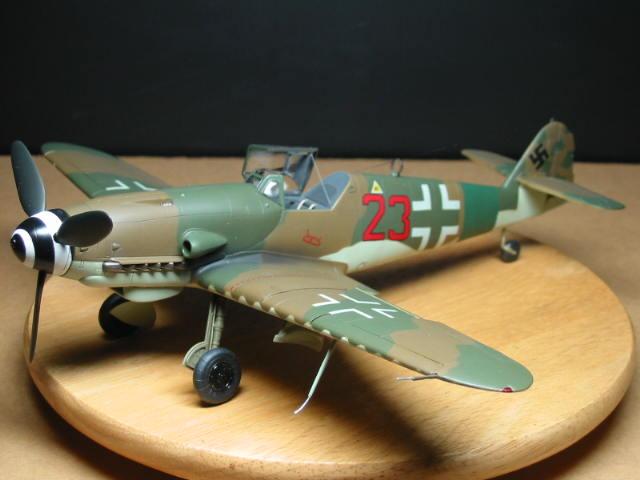 Bf109K-4 01