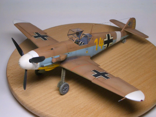Bf109F-4 trop 01