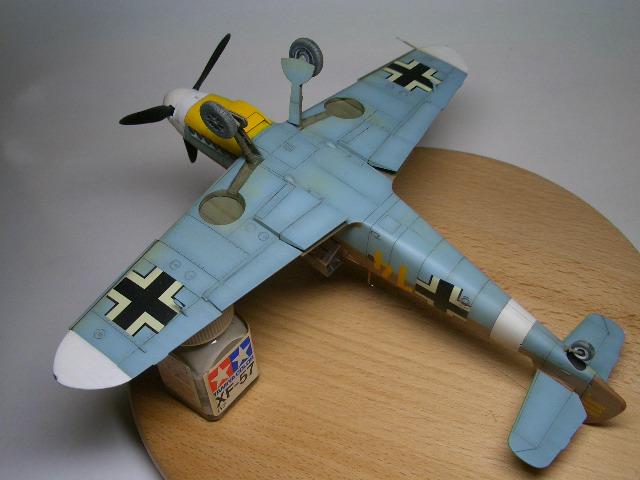Bf109F-4 trop 05