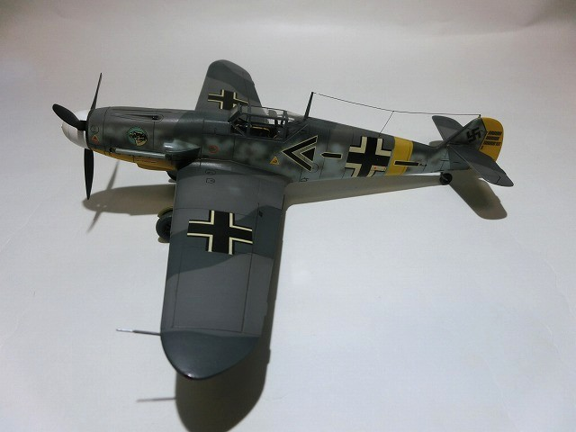 Bf109F-2 01