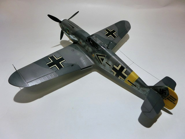 Bf109F-2 03