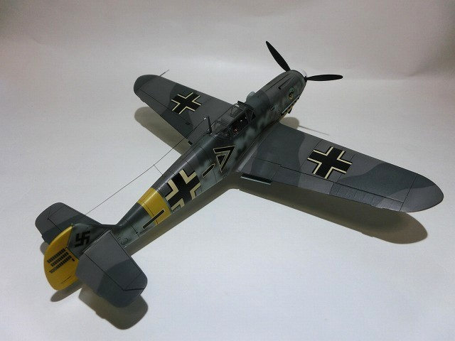 Bf109F-2 04