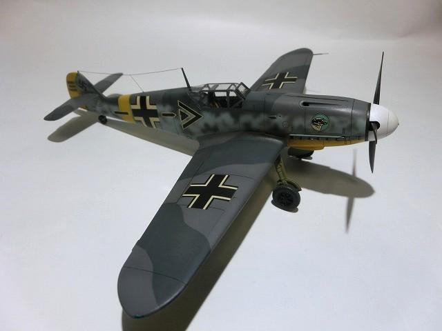 Bf109F-2 05