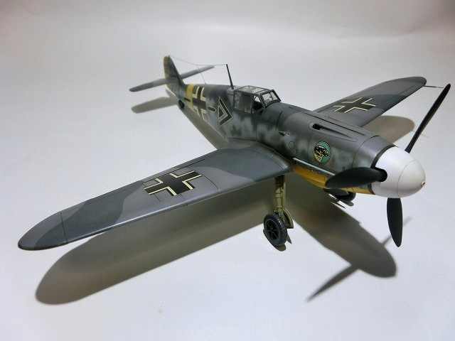 Bf109F-2 06