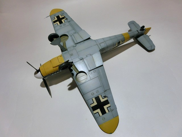 Bf109F-2 07