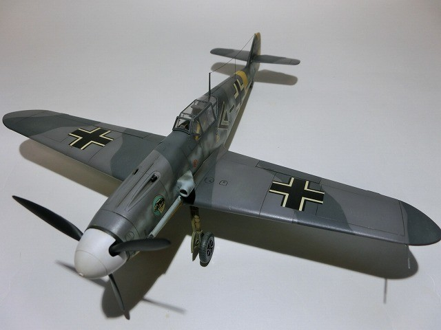 Bf109F-2 08