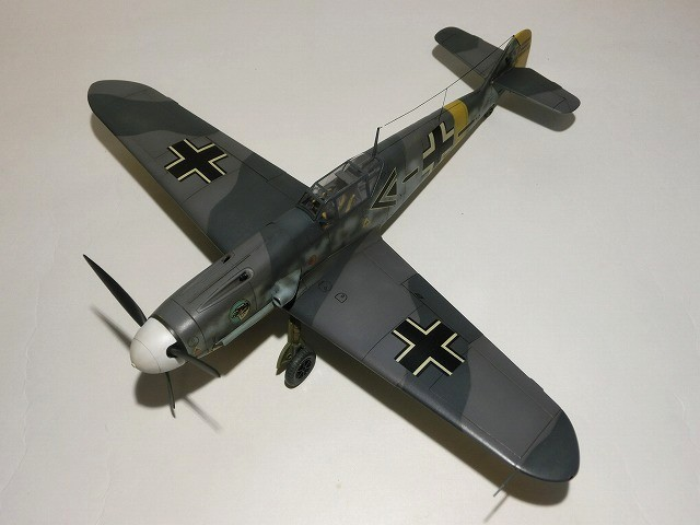 Bf109F-2 09