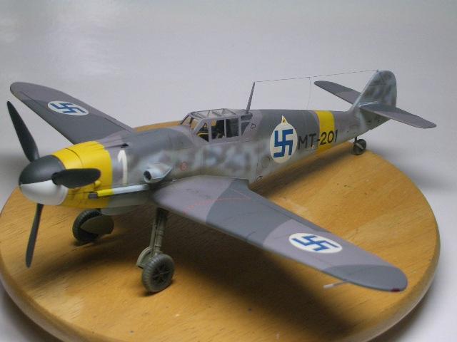 Bf109G‐2 01