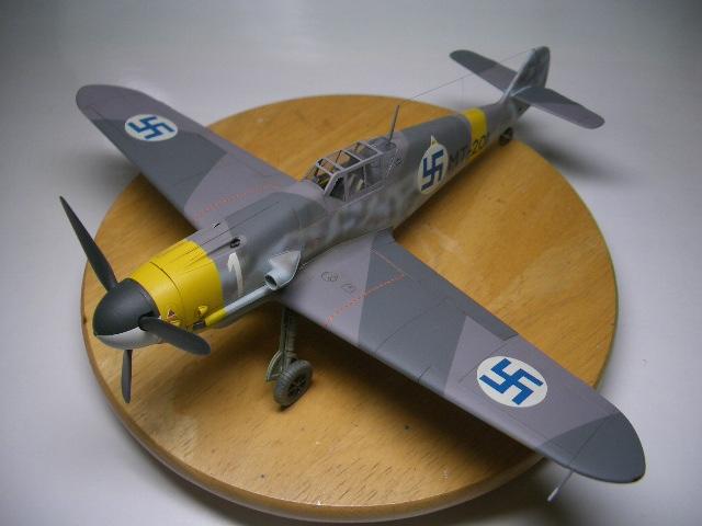 Bf109G‐2 02