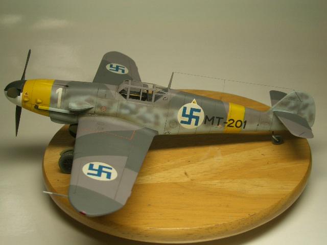 Bf109G‐2 03