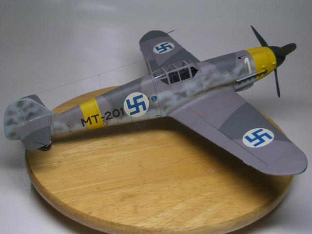 Bf109G‐2 05