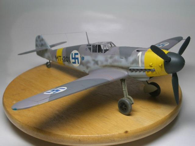 Bf109G‐2 06