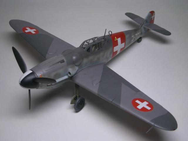 Bf109G-6 swiss 02