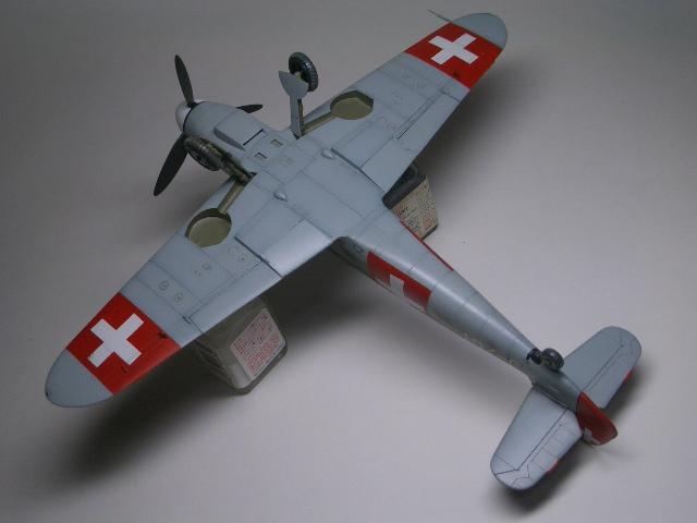 Bf109G-6 swiss 07