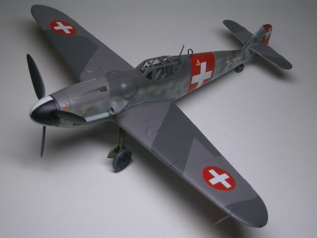 Bf109G-6 swiss 08