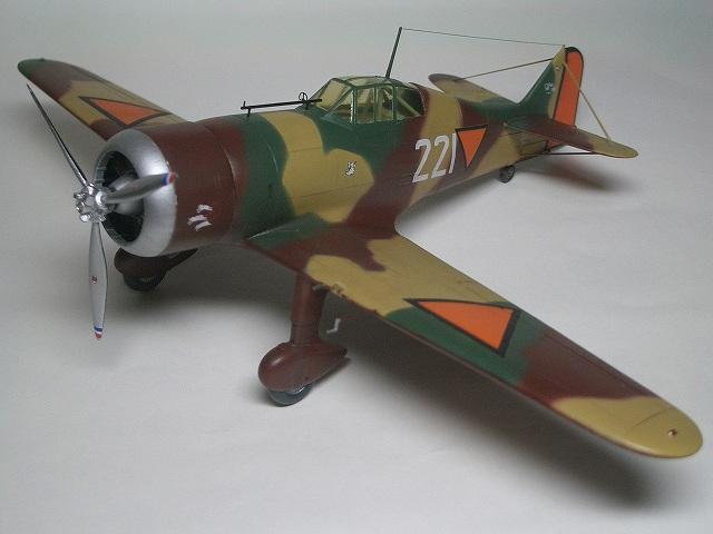 Fokker D-XXI 09