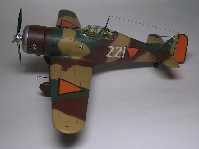 Fokker D-XXI 02