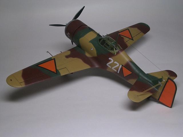Fokker D-XXI 03