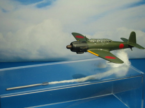 艦上攻撃機「天山」 02