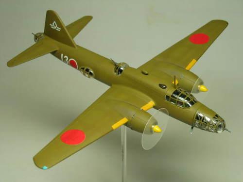 四式重爆撃機「飛龍」04