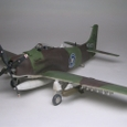 A-1Hスカイレーダー 09