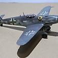 Bf109G-6 06