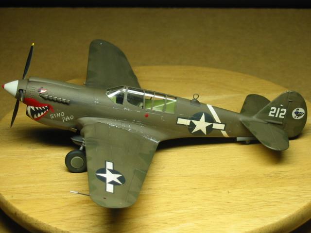 P-40N ④