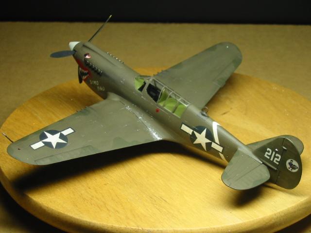 P-40N ①