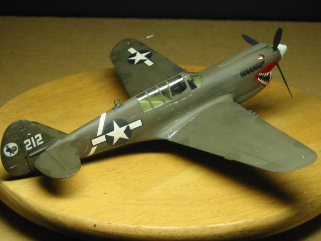 P-40N ②