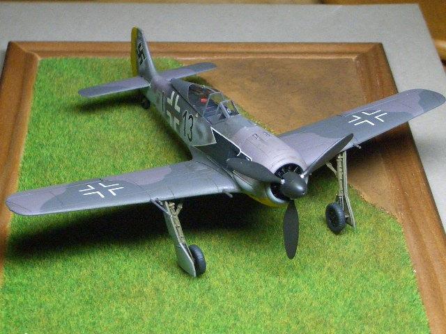 Fw190A-3 02