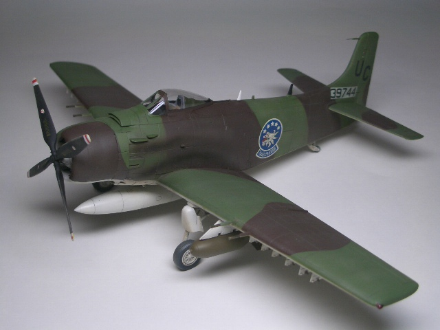 A-1Hスカイレーダー 01