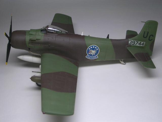 A-1Hスカイレーダー 02
