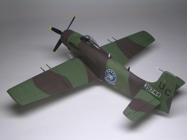 A-1Hスカイレーダー 03