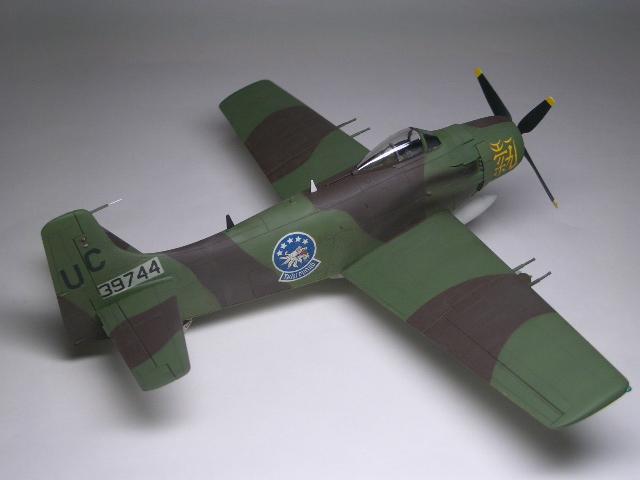 A-1Hスカイレーダー 04