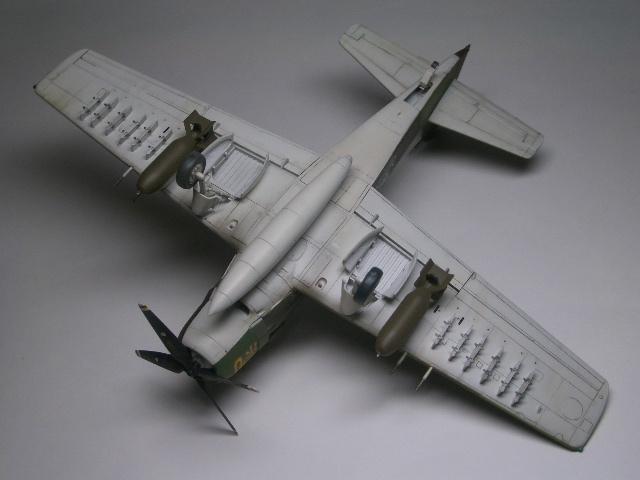 A-1Hスカイレーダー 08