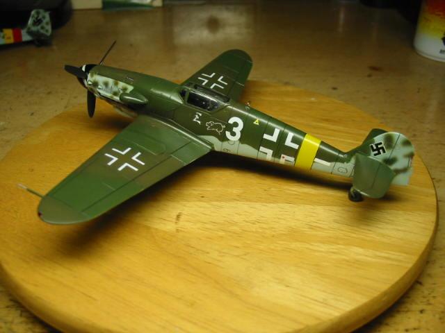 Bf109G-10 02